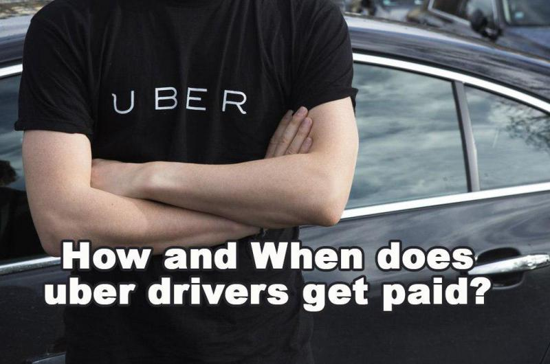 How And When Do Uber Drivers Get Paid