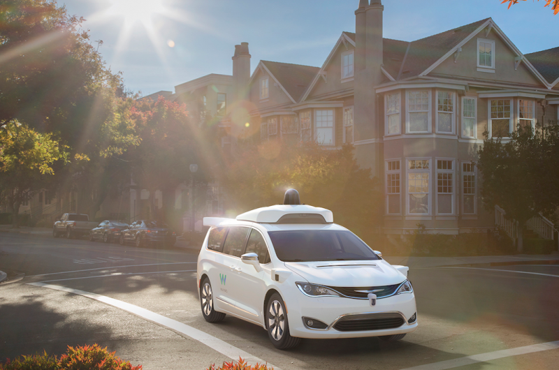 Google's self-drive cars will be on roads within 5 years