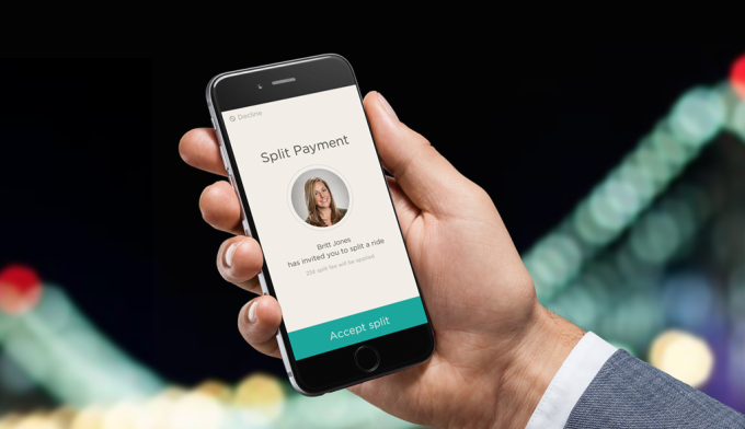 How to split payment for rides?