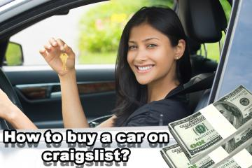 How to buy a car on craigslist?