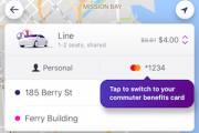 Line Commuter Benefits