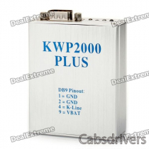 KWP2000 PLUS ECU Flashing Car Diagnostic Tool