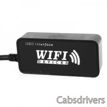 WiFi OBD-II Car Diagnostics Tool for Ipod Touch / Iphone / Ipad