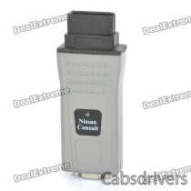 Nissan Consult 14pin Interface Diagnostic OBD2 OBD II Tool