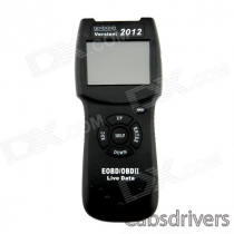 "2012 Version D900 2.8"" LCD OBD2 / EOBD Car Diagnostic Auto Code Scanner"
