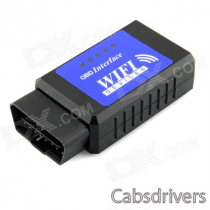 Wi-Fi OBD-II Car Diagnostics Tool for Ipod Touch / Iphone / Ipad
