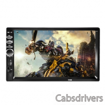 F8G9 7 Inch 2Din Touched Screen Car MP5 Player