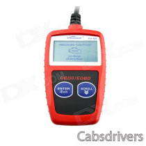 "KW806 2.1"" LCD CAN-BUS / OBDII Code Reader - Red"