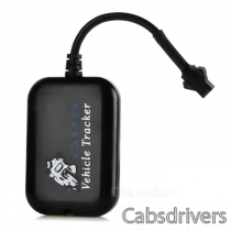 TX5 Portable GSM / GPRS Vehicle Tracker for Motorcycle / Electric Bike - Black