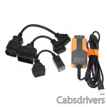 MVCI Diagnostic Tools Kit for Toyota/Honda/Volvo