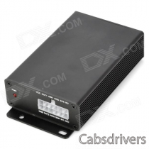 GVT-369S GPS / GSM / GPRS Car Quad-Band GPS Tracker - Black (850 / 900 / 1800 / 1900MHz)
