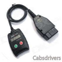Auto Scanner Code Reader Diagnostic Tool for Mercedes Benz S&E Class - Black