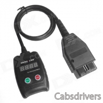 OBDII / EOBDII Code Scanner Car Diagnostic Tool - Black