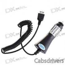Car Adapter/Charger for Samsung D828/E500/T509/V804/Z150/X828 + More