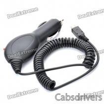Car Cigarette Lighter Power Charger Adapter for HTC STATUS + More (DC 12~24V)