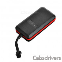 Heacent GT02A-2 850 / 900 / 1800 / 1900MHz Car GPS / GSM Waterproof Vehicle Positioning Tracker