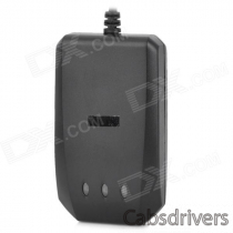 TLT-2H GPS / GSM / GPRS / SMS Vehicle Tracker for Motorcycle / Car - Black