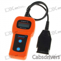 "U280 1.5"" LCD VW/Audi Car Diagnostic Code Reader Memo Scanner"