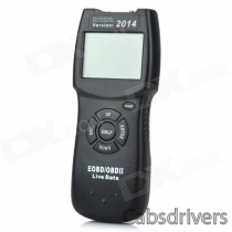 "D900 CANSCAN 2.8"" LCD OBD2 Live PCM Data Code Reader Scanner"