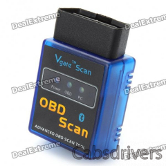 ELM327 v1.5 Wireless OBD Scan Tool - 0