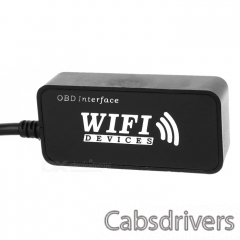 WiFi OBD-II Car Diagnostics Tool for Ipod Touch / Iphone / Ipad - 0