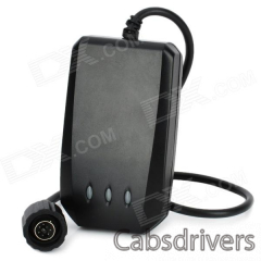 GPS/GSM Tracker for Motorcycle/Vehicle (850/900/1800/1900MHz) - 0