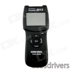 "2012 Version D900 2.8"" LCD OBD2 / EOBD Car Diagnostic Auto Code Scanner - 0"