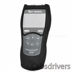 """2012 Newly Professional 3.0"""" LCD Auto Code Reader Vgate Scantool Maxiscan VS890 - 0"""