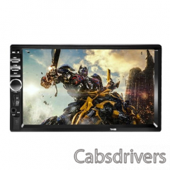 F8G9 7 Inch 2Din Touched Screen Car MP5 Player - 0