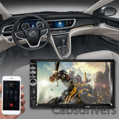 F8G9 7 Inch 2Din Touched Screen Car MP5 Player - 4