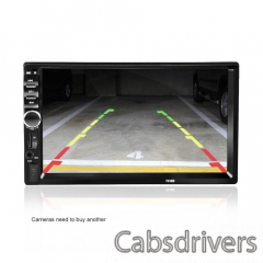 F8G9 7 Inch 2Din Touched Screen Car MP5 Player - 8