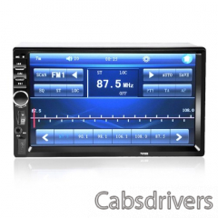 F8G9 7 Inch 2Din Touched Screen Car MP5 Player - 1