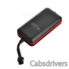 Heacent GT02A-2 850 / 900 / 1800 / 1900MHz Car GPS / GSM Waterproof Vehicle Positioning Tracker - 0
