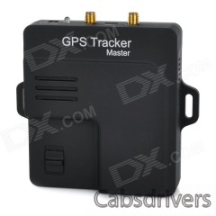 MS-08 Waterproof Anti-theft Car Vehicle GPS Tracker Tracking System - Black - 0