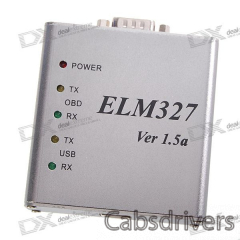 ELM327 USB Vehicle OBD-2 Scanner Tool - 0