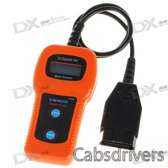 "U280 1.5"" LCD VW/Audi Car Diagnostic Code Reader Memo Scanner - 0"