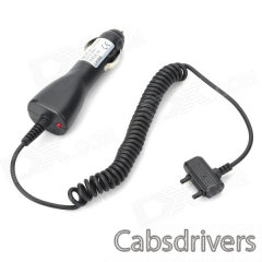 Car Adapter/Charger for Sony Ericsson J100/K750/W550/Z520/W900 + More - 0