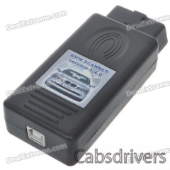 BMW Scanner Car Diagnostic Tool (Version 1.4.0) - 0