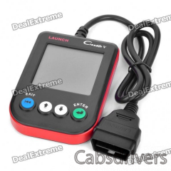 "Launch CReader V 3.3"" LCD Scan Tool/Code Reader OBDII Car Diagnostic Tool - 0"